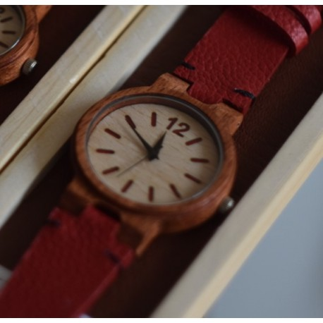 Wood RED BY RED